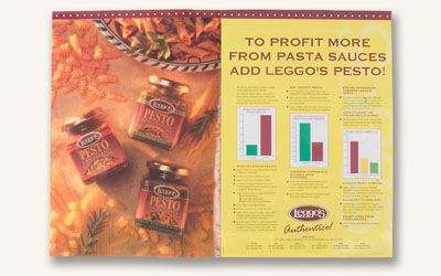 Pesto Trade Ad image